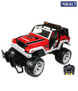 Nikko Jeep Rubicon Monster R/C  1:14