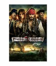 Pirates Of The Caribbean 4�(One Sheet) (24 x 36 Inches)
