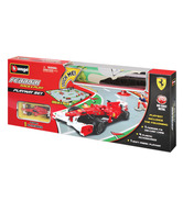 Bburago 1:43 Ferrari Race & Play Play Mat w/F10 vehicle