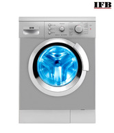 IFB Elena Sx (M.Silver) Front Load 6.0 Kg Washing Machine