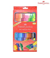 Faber Castell Connector Pens Gift Packs (3 packs - 30 each)