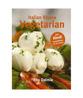 Italian Khana: Vegetarian