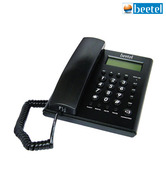 Beetel M52 Landline Phone (Black)