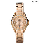 Fossil Alluring Rose Gold Watch