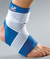 LP Ankle Support W/STRAYS