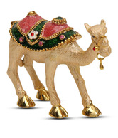 MNC Striking Camel Trinket Box