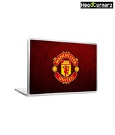 Headturnerz Man Utd FC laptop Skin