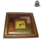 Ratoomal's Decorative Wooden Clock