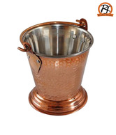 Ridhi Sidhi Copper Coated Steel Bucket
