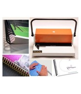 Oddy Spiral Binding Machine 15Inch