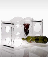 Truhome Apls Wine Rack