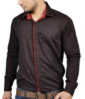 Deswe Jack - Wine Red Shirt
