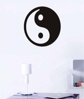 Gloob Chinese Symbol Wall Sticker