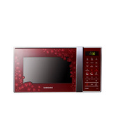 Samsung CE74JD-CR/XTL Orcherry Red  21 Ltr Convection Microwave Oven