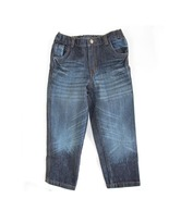 Beebay Denim Blue Boys Trouser For Kids