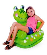 Intex Inflated Chair-Frog
