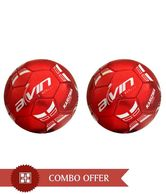 Aivin 3 D Karizma Football Size 1 (Pack Of 2)
