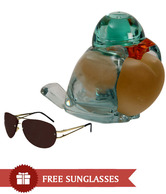 Novae Lovely Bird Green 100 ml-Free Sunglasses