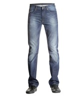 LEE SPRAYED BRSHED DS basic Washed Jeans