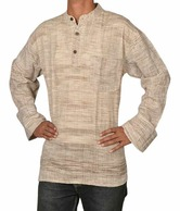 Rajrang Beige Short Men's Kurta
