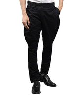 I Know Black Jodhpuri Pants