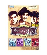 Best Of 50s ( Shree 420 / Kala Pani / Madhumati / Awara ) - Evergreen Collection (Hindi) [DVD]