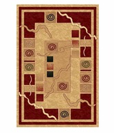 Galicha Rugs Multicolour