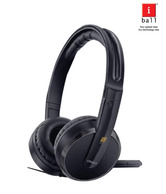 iBall Gold Series Strings20 Headphone With Mic