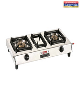 Padmini CS-202 2 Burner Gas Cooktop