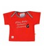 Little Kangaroos Cotton Red Play Baby T-Shirt For Kids