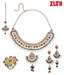Zuni Royal Necklace Set & Ring Combo