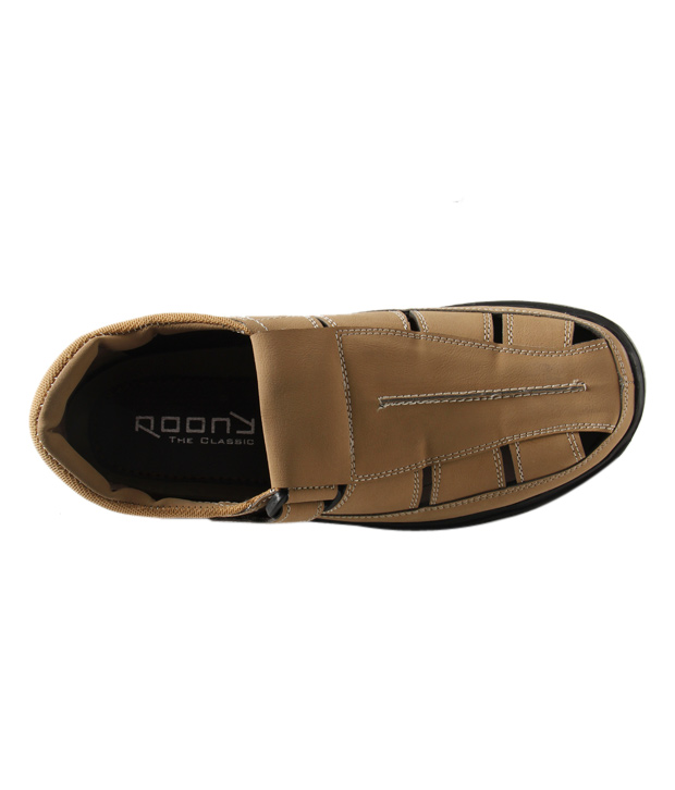 Roony Active Tan Sandals