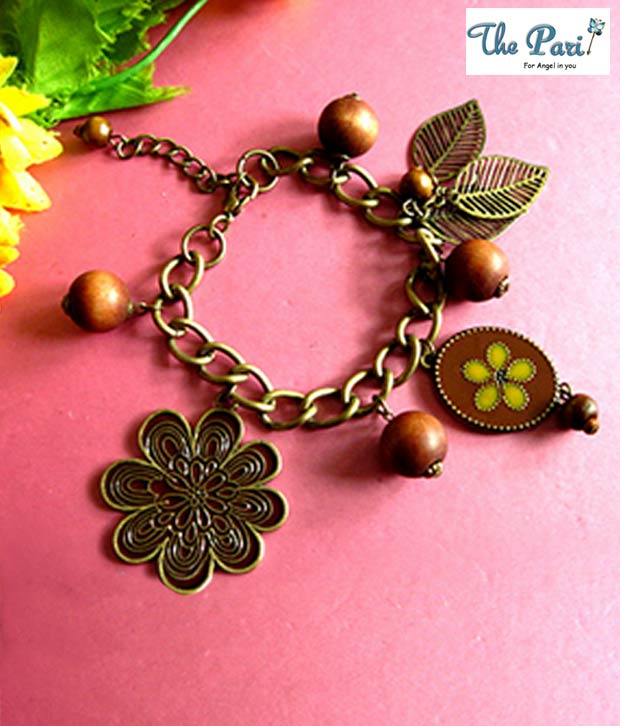 Pari Floral & Fruity Bracelet