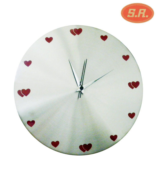 SRC 12 Hearts Desktop Watch