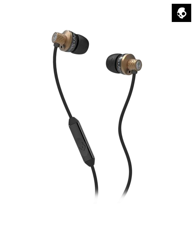 Skullcandy TITAN S2TTDY-214 Coppper/Black w/Mic1 Headphone