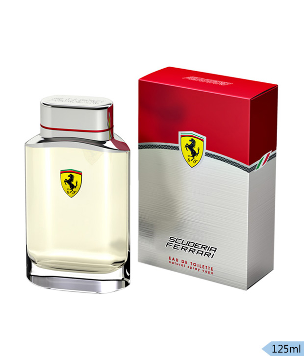 Ferrari Scuderia Men Edt 125Ml