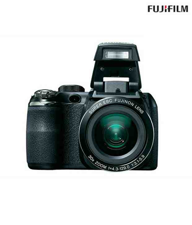 Fujifilm Finepix S4500 14 MP Semi-SLR