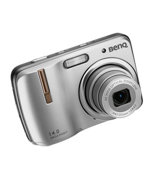 BenQ C1480 14MP Point & Shoot Camera (Silver)