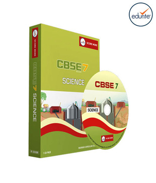 Edurite CBSE Class 7 Science (1CD Pack)
