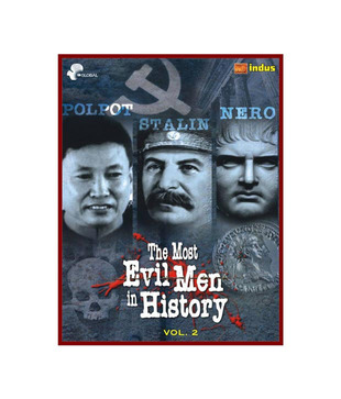 The Most Evil Men In History: Volume 2 (English) [DVD]