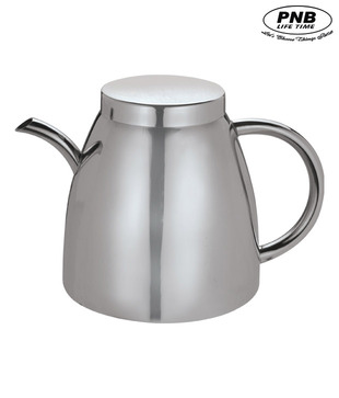 PNB Elegant Stainless Steel Tea Pot