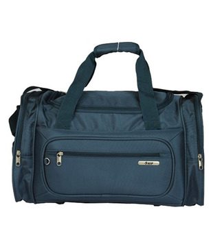 VIP Blue Duffle Trolley Bag - ORCHID DF