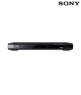 Sony DVP-SR750 DVD Player