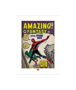 Amazing Spidermen (23.6 x 31.4 Inches)