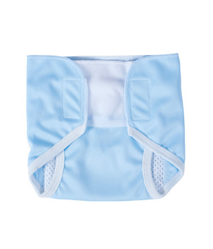 Tollyjoy New-born Diaper Pant - Blue