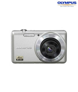 Olympus VG-150 Point & Shoot (Silver)