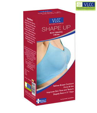 VLCC Shape Up Bust Firming Cream 100ml