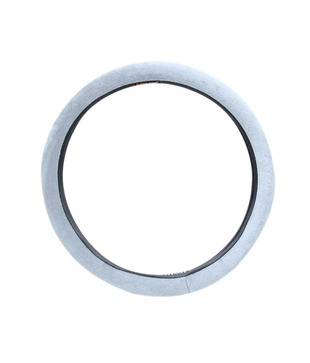 Super Grip - Velvo - Ring Type Steering Cover - Grey - FORD