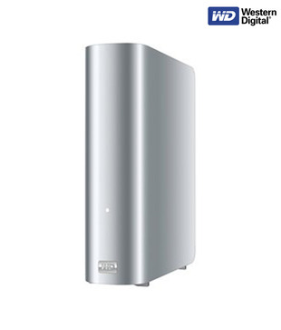 WD My Book Studio External Hard Drive (1TB)