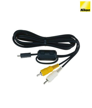 Nikon EG CP 14 Audio Video Cable